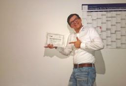 Networker-Auszeichnung erhalten!