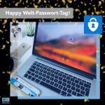 Welt-Passwort-Tag 2021
