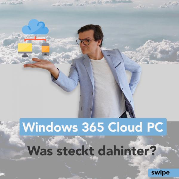 Windows 365 Cloud PC im 365talk